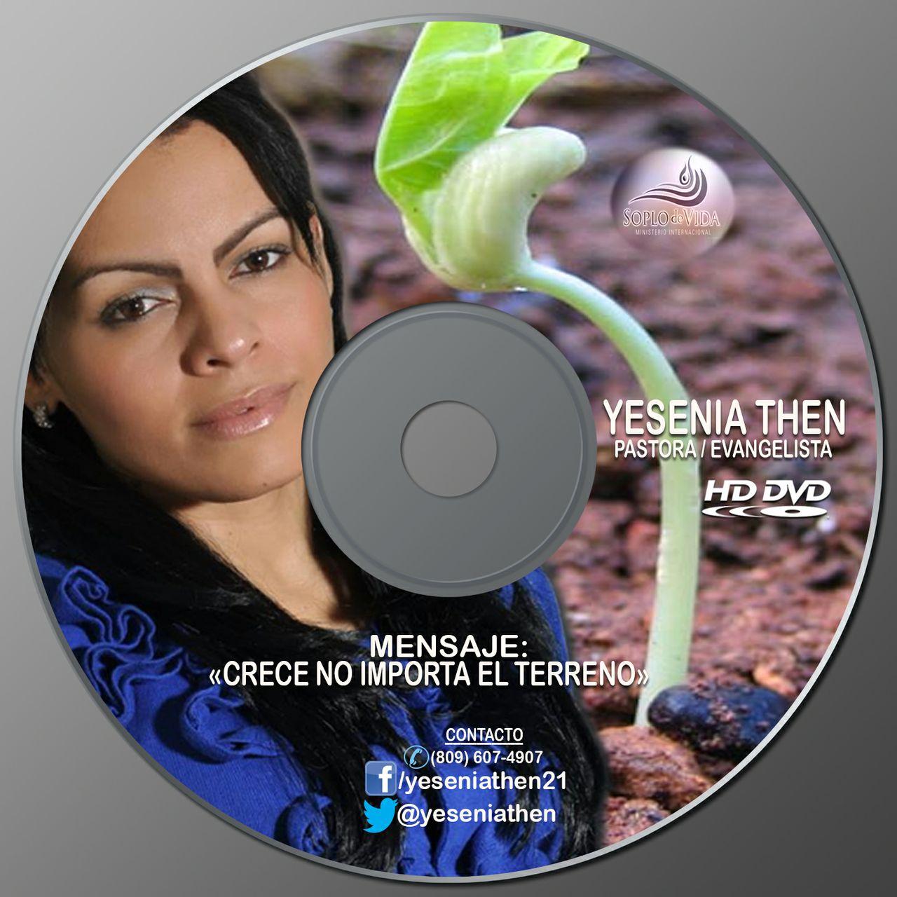 DVD -  Crece no importa el Terreno