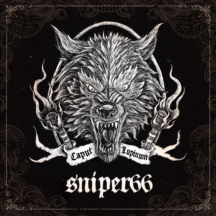 Sniper 66 - 02 - Parasite - Caput Lupinum
