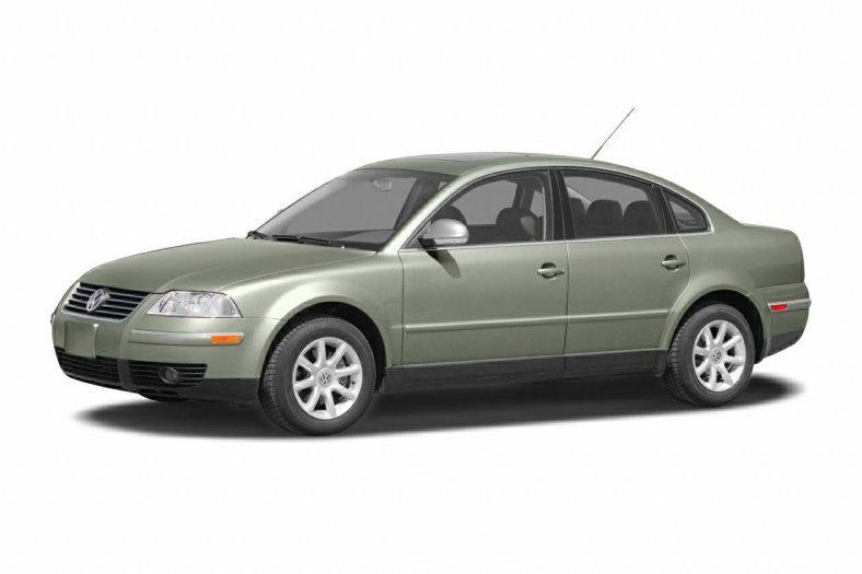 Volkswagen Passat 2003 to 2005 Factory Service Workshop repair manual