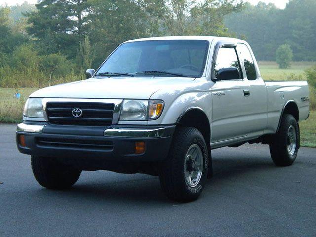 Toyota Tacoma 1995 1996 1997 1998 1999 2000 Factory Wo border=