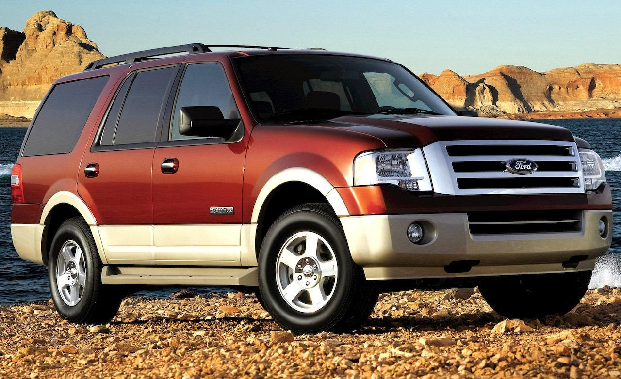 Ford Expedition and Lincoln Navigator 2009 Factory Service Workshop repair manual