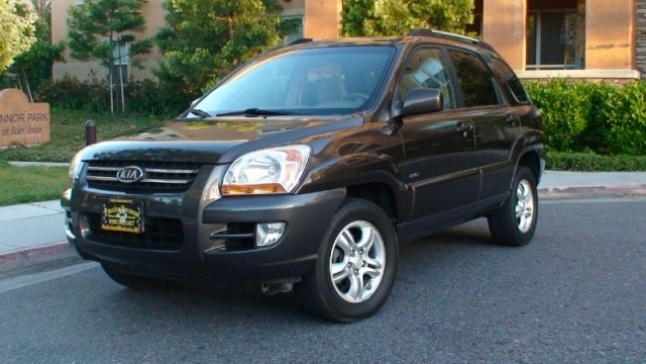 KIA Sportage 2005 Factory Service Workshop repair manual