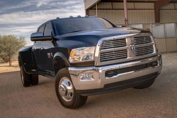 Dodge Ram HD 3500-4500-5500 2012 to 2013 Factory Service Workshop repair manual