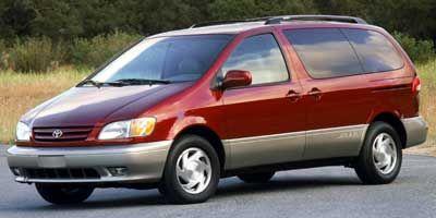 Toyota Sienna 1998 1999 2000 2001 2002 2003 Factory Workshop service repair manual