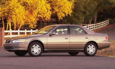 Toyota Camry 1997 1998 1999 2000 2001 Factory Workshop service repair manual