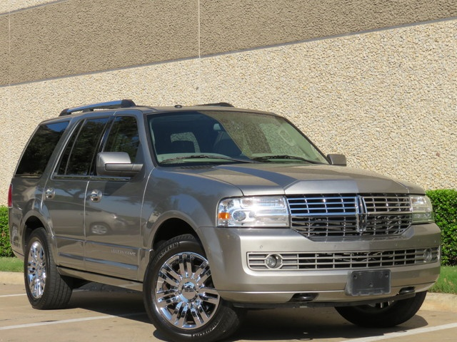 ford expedition and lincoln navigator 2009 factory ser