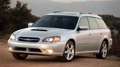 Subaru Legacy 2005 to 2007 Factory Service Workshop repair manual