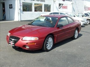 Chrysler Sebring and Dodge Avenger 1995 to 2000 Factory Service Workshop repair manual
