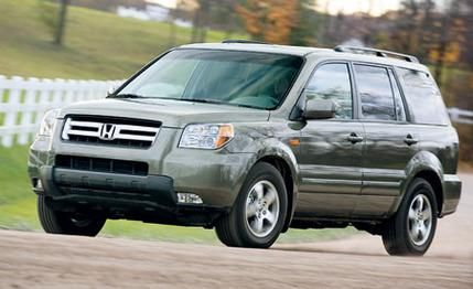 Honda Pilot 2003 2004 2005 2006 2007 2008 Factory Workshop service repair manual