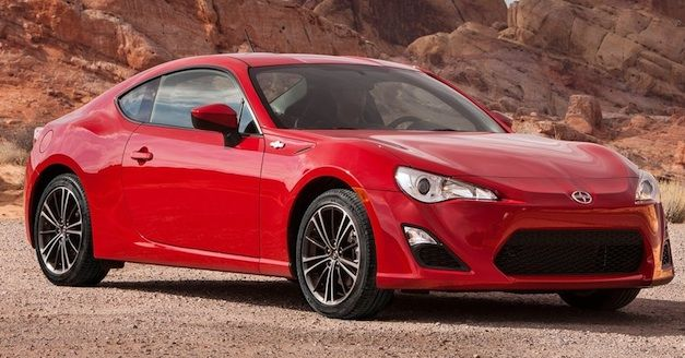 SCION FR-S / Subaru BRZ 2013-2014 Factory Workshop service repair manual
