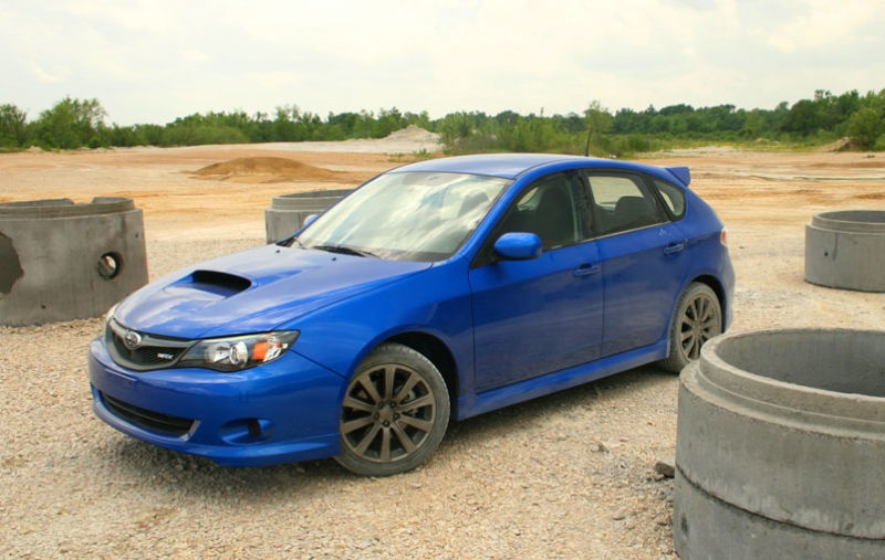 Subaru Impreza WRX and Impreza WRX STI 2008 to 2010 Factory Service Workshop repair manual