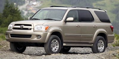 Toyota Sequoia 2001 2002 2003 2004 2005 2006 2007 Factory Workshop service repair manual