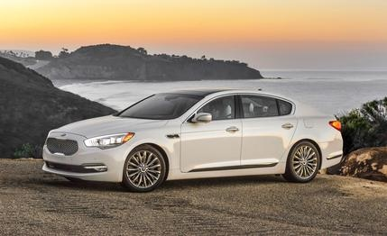 KIA K900 2015 Factory Service Workshop repair manual