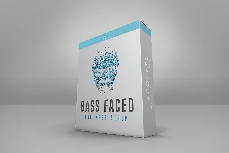 Bass Faced for Xfer Serum