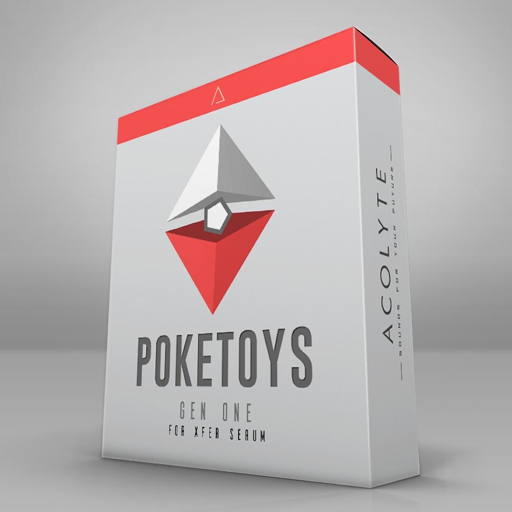 PokéToys for Xfer Serum
