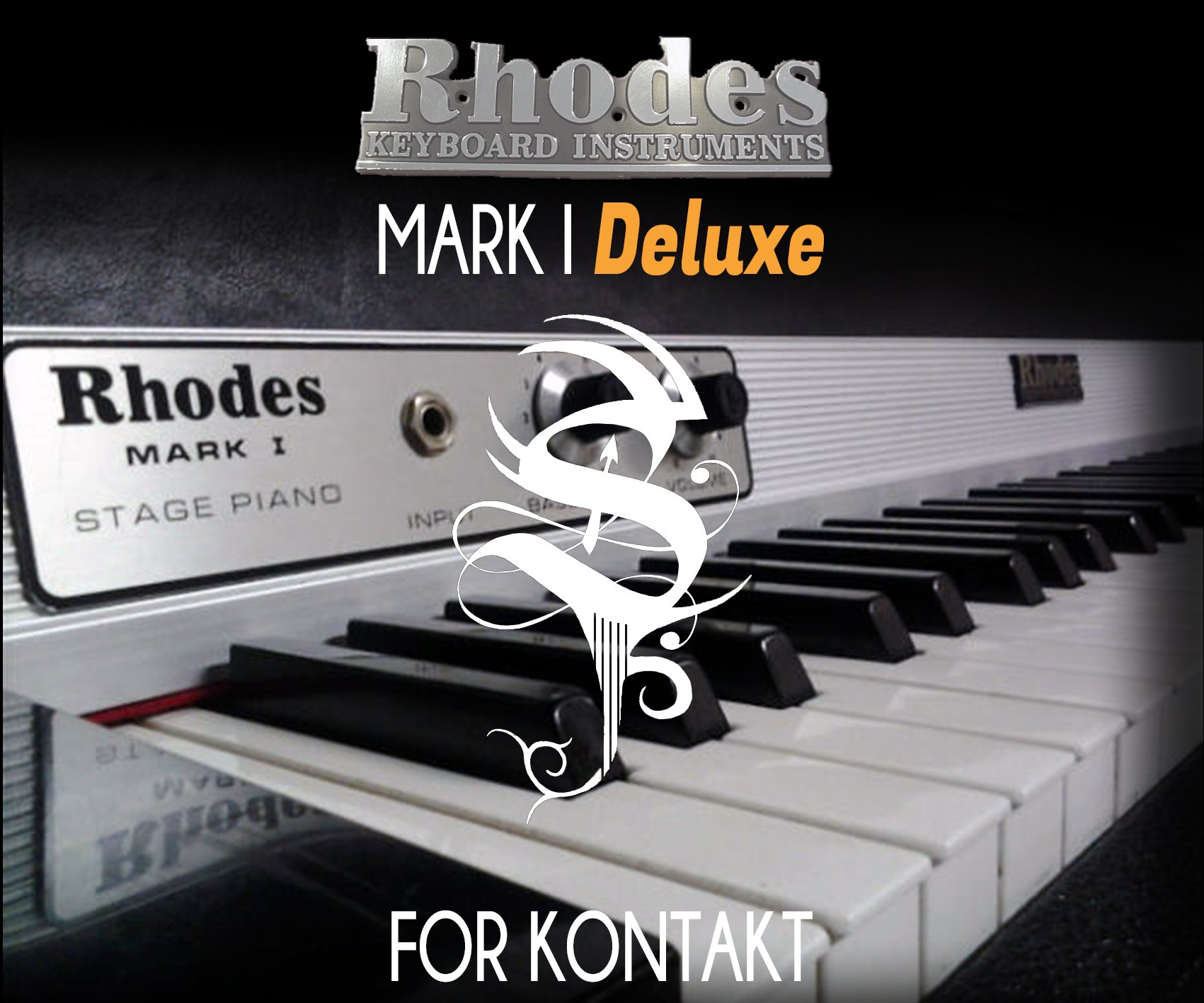 Rhodes Mark I Deluxe For Kontakt