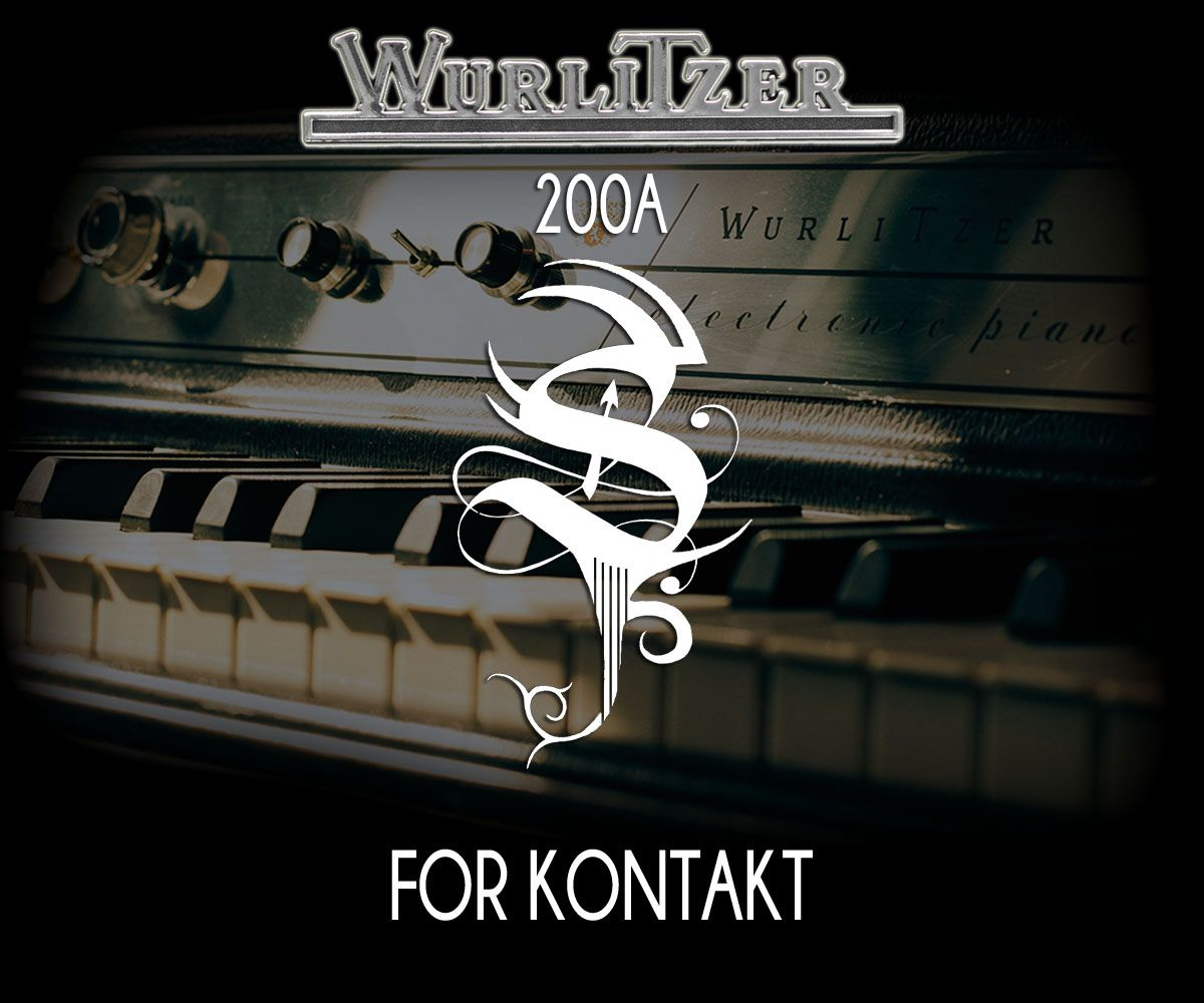 Wurlitzer 200a For Kontakt
