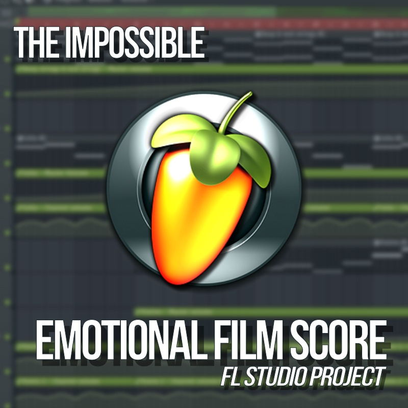 Fl Studio 12 - Emotional, Sad Film Score (The Impossible)