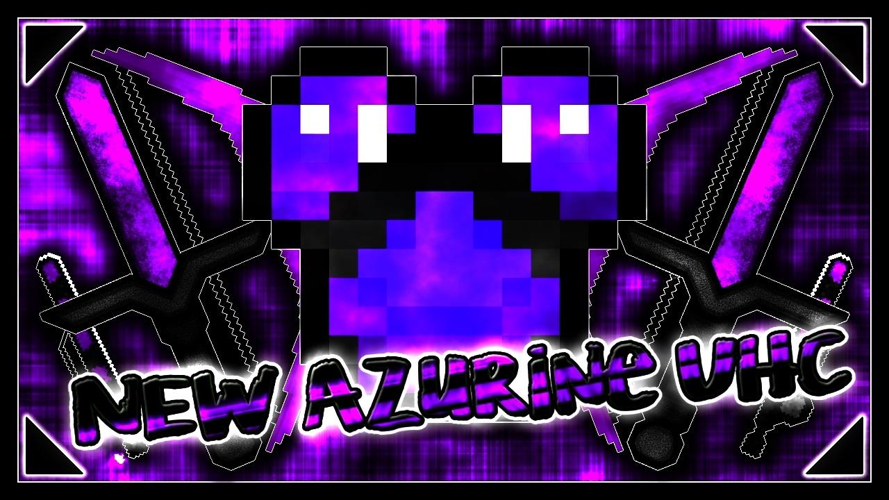 NEW Azurine UHC (Purple)