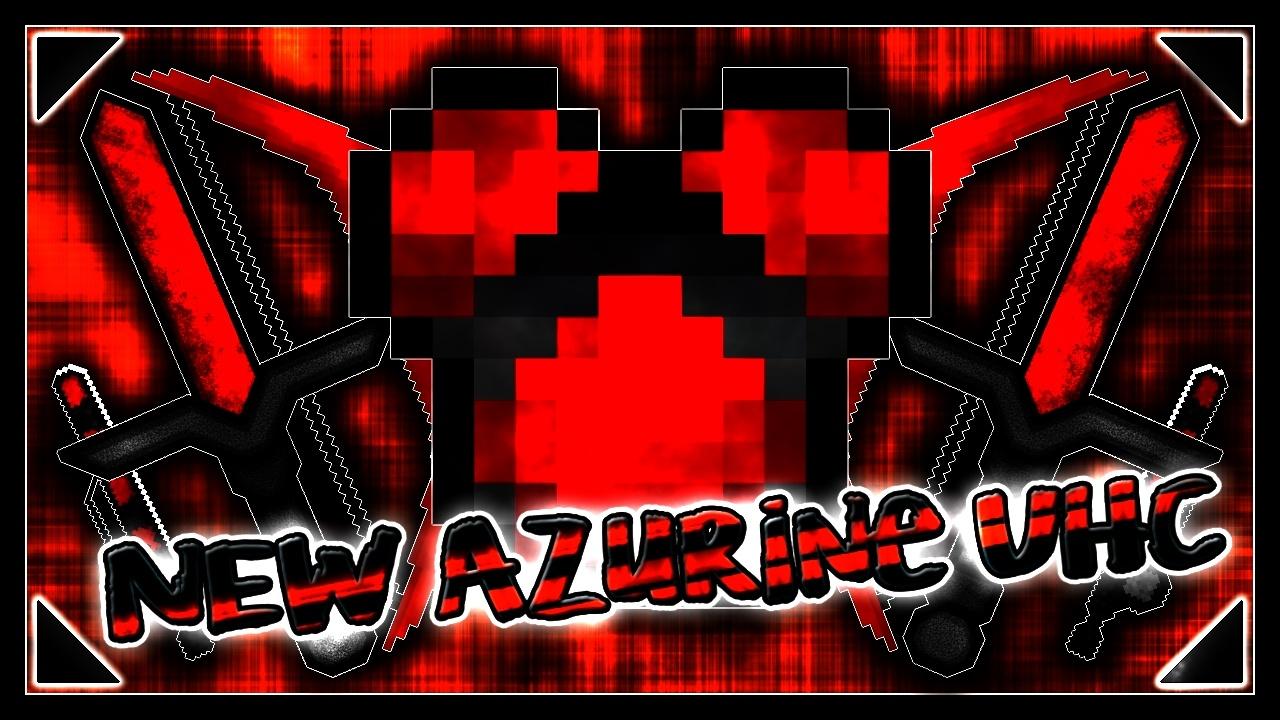 NEW Azurine UHC (Red)
