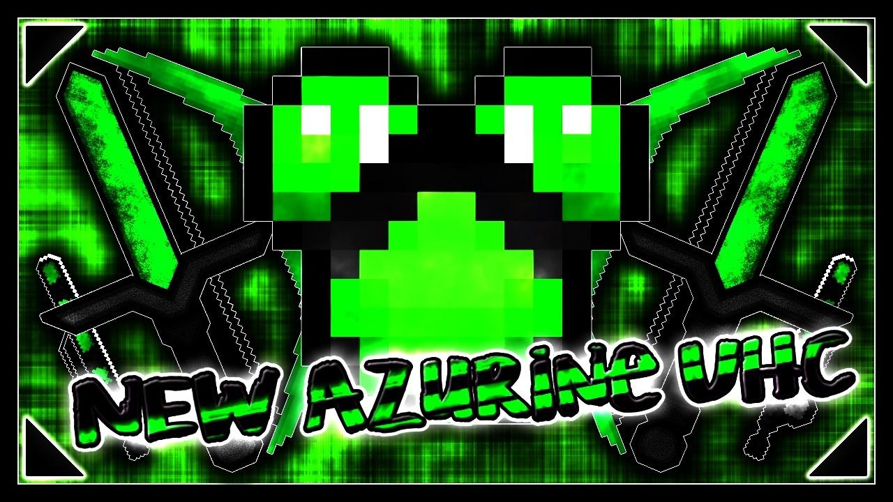 NEW Azurine UHC (Green)