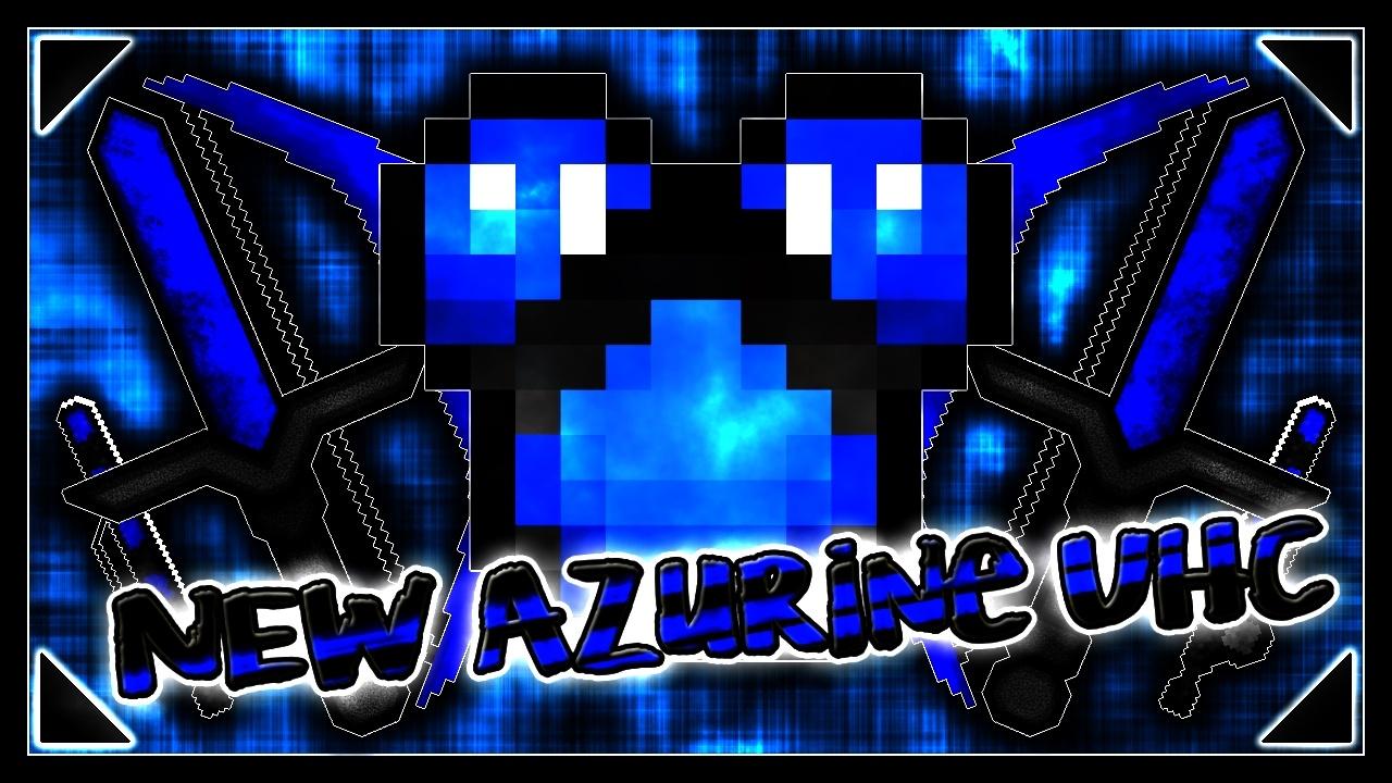NEW Azurine UHC (Blue)