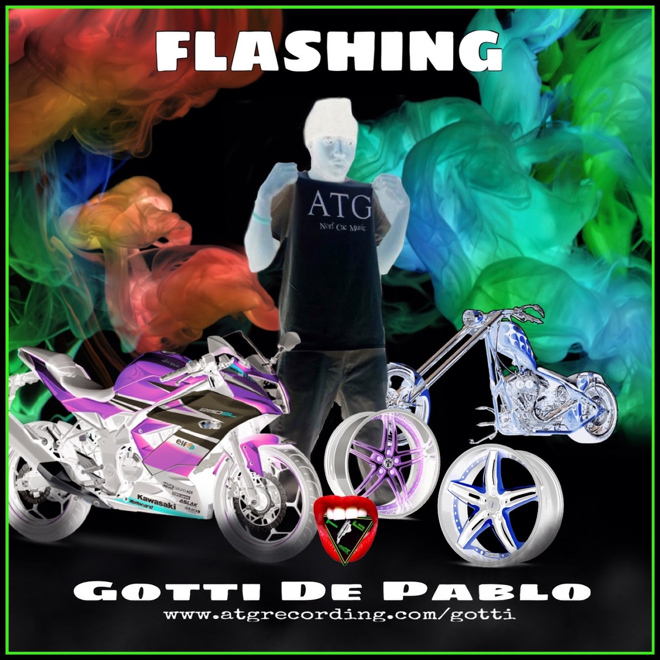 Flashing by Gotti De Pablo