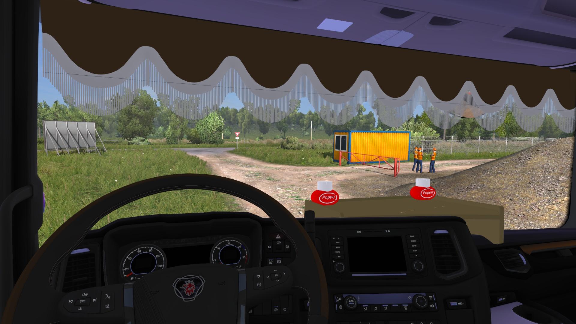 Interior for S Scania Next Gen