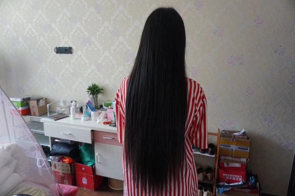 lovely girl's haircut