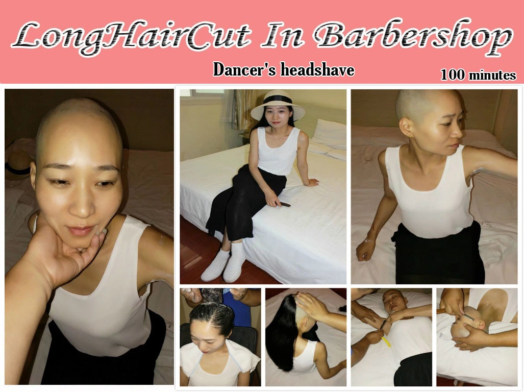 dancer's headshave