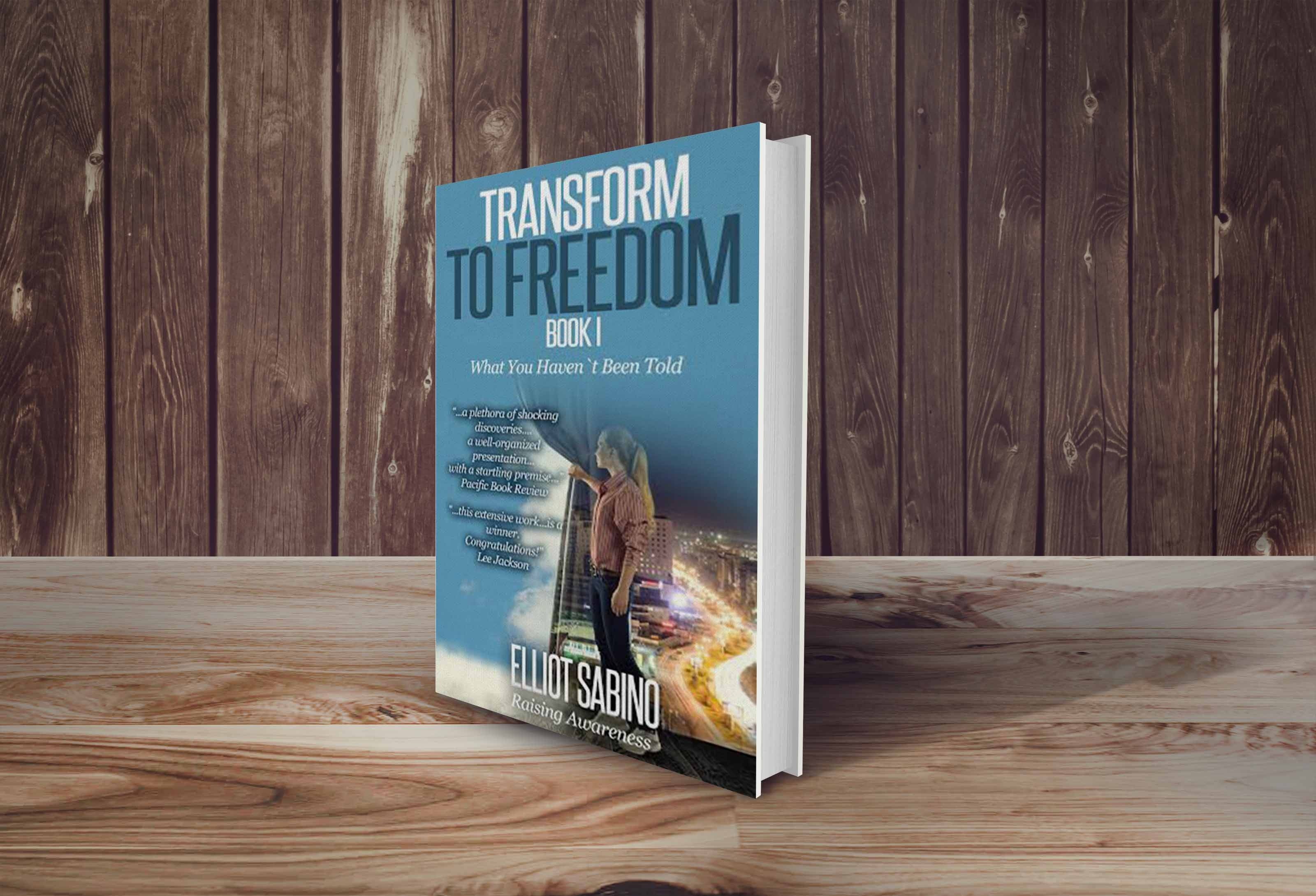 Transform to Freedom Book 1, Preview Copy