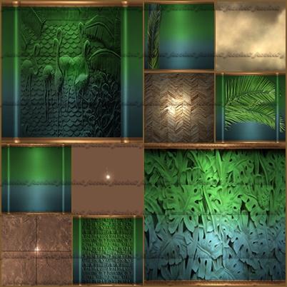 Rok 40 textures
