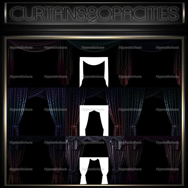 A~CURTAINS&OPACITIES-200 TEXTURES