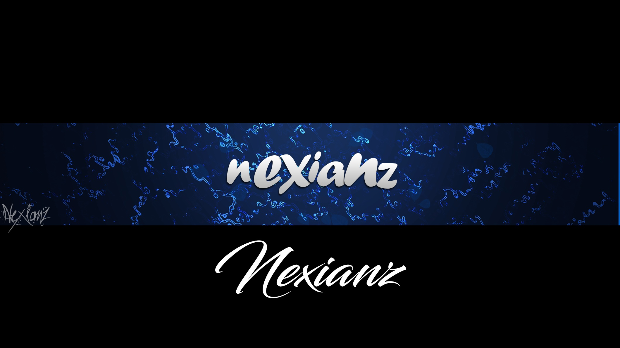 Custom 2D Banner