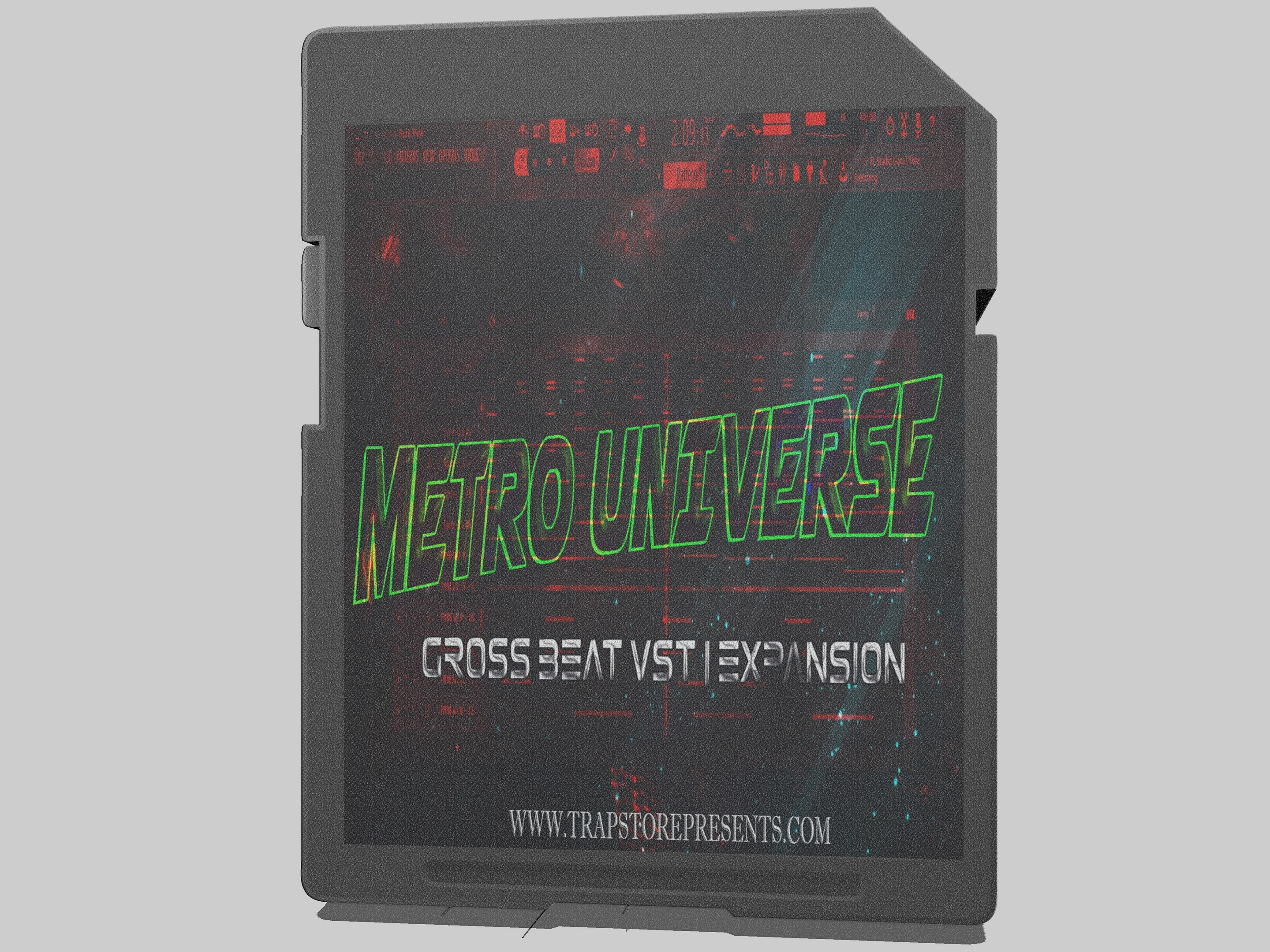 SOUNDBANK EXP - METRO UNIVERSE GROSS BEAT EXPANSION