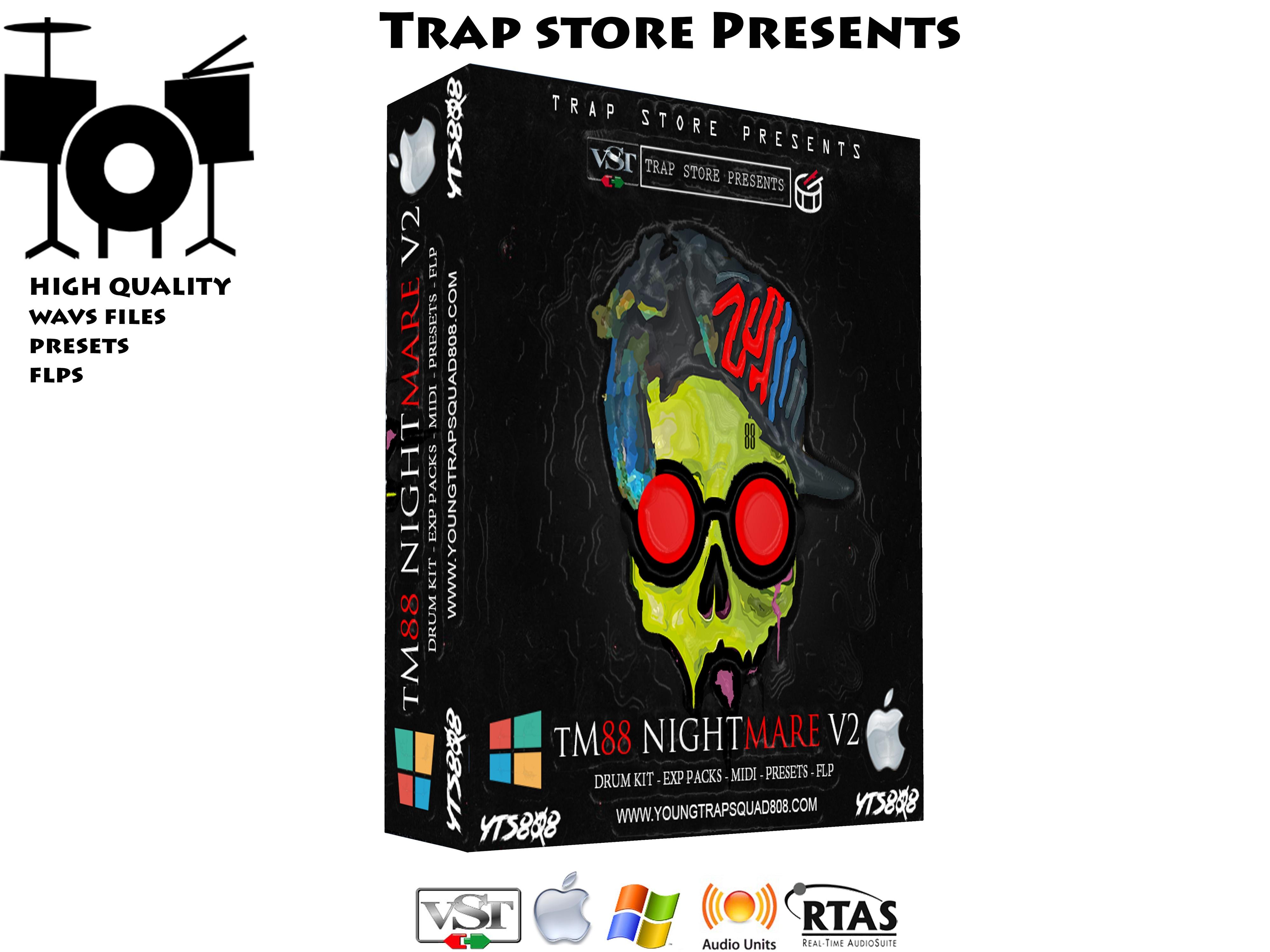 Trap Store Presents - TM88 NIGHTMARE V2