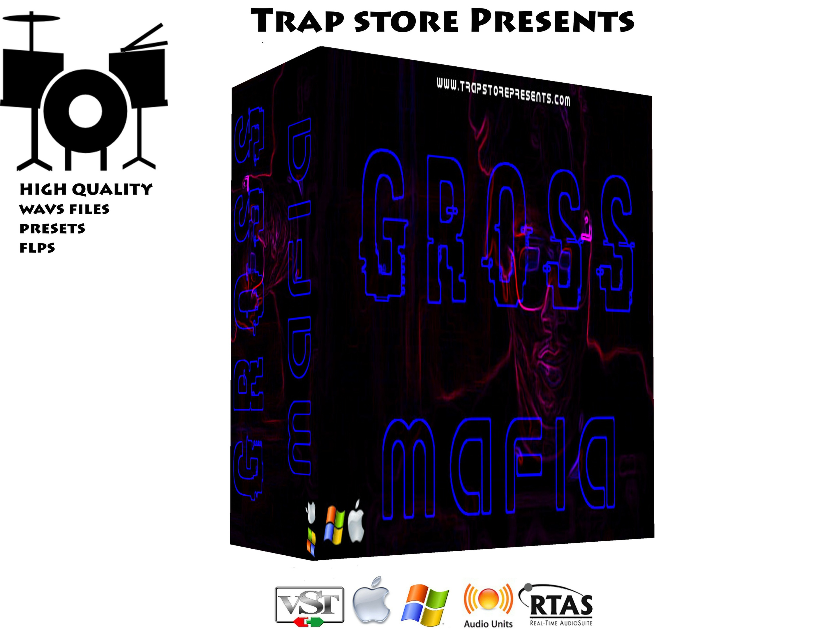 Trap Store Presents - Gross Mafia [Gross Beat Preset Bank]