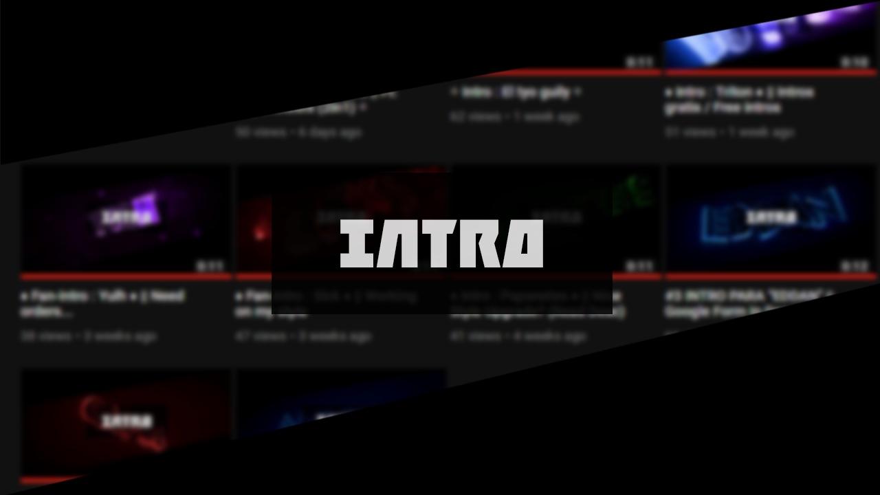 Intro 3D (1080p 60 fps)