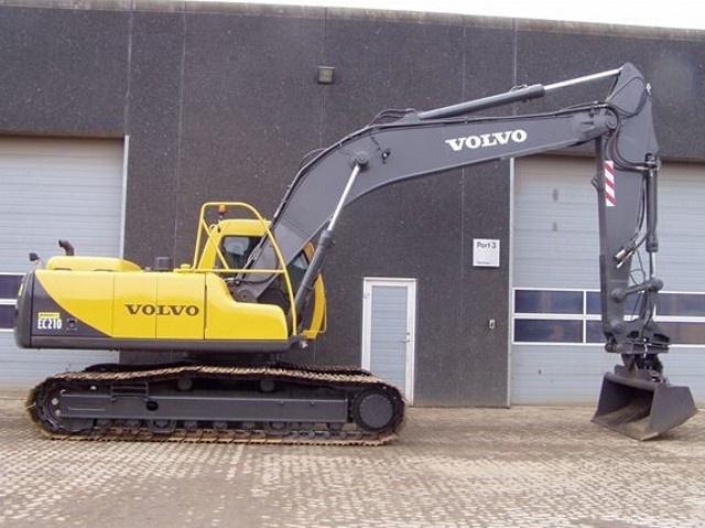 VOLVO EC210 LC (EC210LC) EXCAVATOR SERVICE REPAIR MANUAL - DOWNLOAD