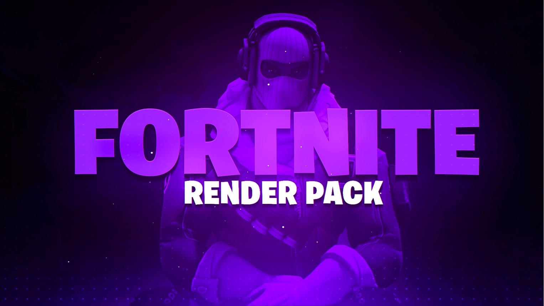 Fortnite Render Pack