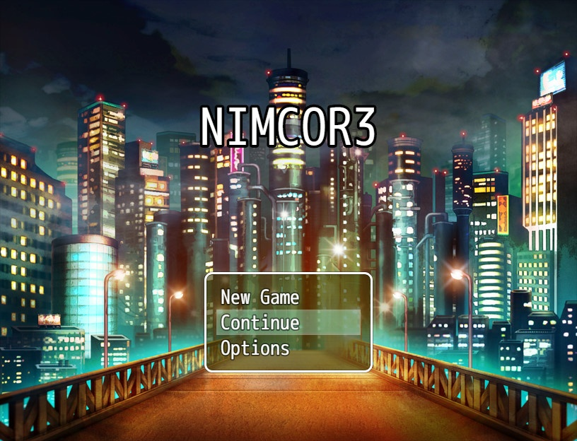 NIMCOR3 - (PC/WINDOWS VERSION - CHRISTIAN RPG GAME)