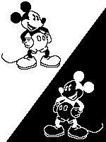 Dimensional Mickey