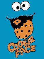 Cookie Fun Face