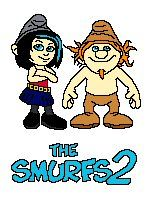 Smurfs 2 - Vexy and Hackus