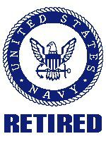 US Navy Retired