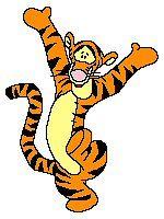 Tigger Dancing