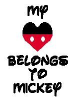 My Heart Belongs to Mickey