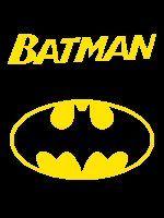 Batman Name & Logo
