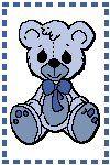 Teddy Bear Ribbon
