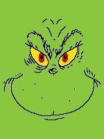 The Grinch Fun Face